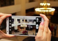 LG's G Pro 2 sales spread to big Asian markets The large 5.9-inch phone expands to some big Asian markets like Indonesia and Singapore, but LG Electronics still won't commit to North American or European sales.