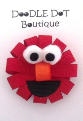 think this is the one I will use as a model. Plan to make a pair ~ Girlie girl  has an invitation to an ELMO themed party for her friend Grant and one for a SESAME ST party for her cousin Molly