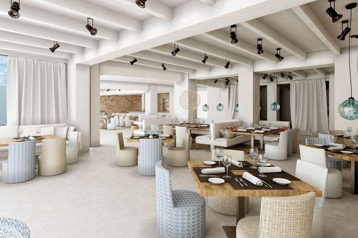 New opened boho chic restaurant La Belle Ibiza in San Rafael #ibiza