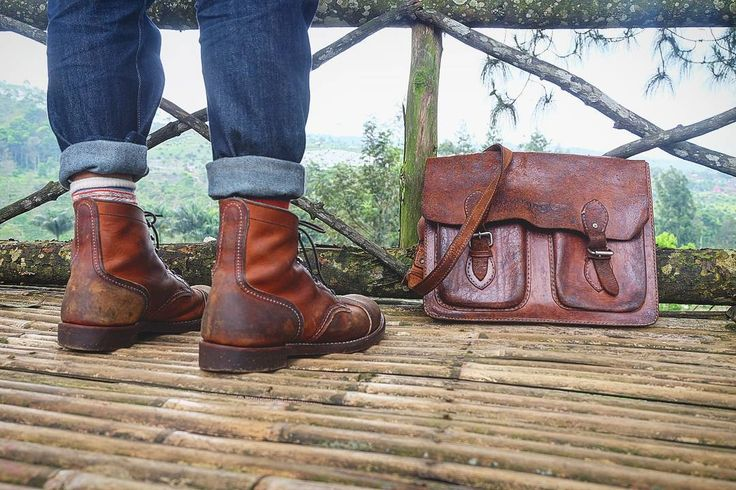 Pin By Zack Johnson On Red Wing Boots Mostly Red Wing