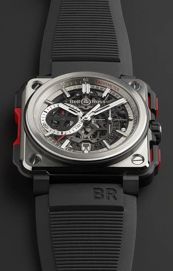 La Cote des Montres : La montre Bell & Ross BR-X1 Skeleton Chronograph - BR-X1, le chronographe hypersonique - Édition limitée à 250 pièces
