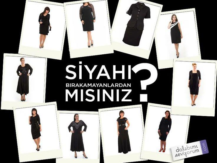 Siyah Aşkı İçin   http://www.dolabimiseviyorum.com/zayif-gosteren-siyah-elbise