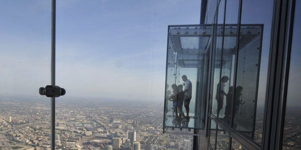 Activities on the Willis Sears Tower