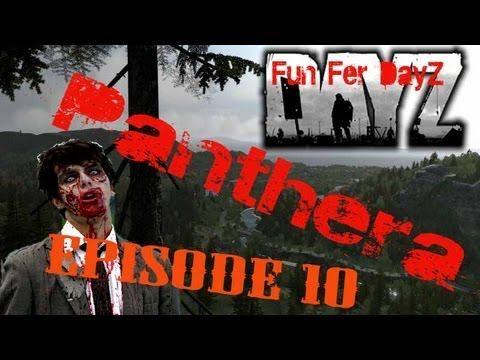 ArmA 2 - DayZ Mod - Panthera - Episode 10 - Fun Fer DayZ - Trapped