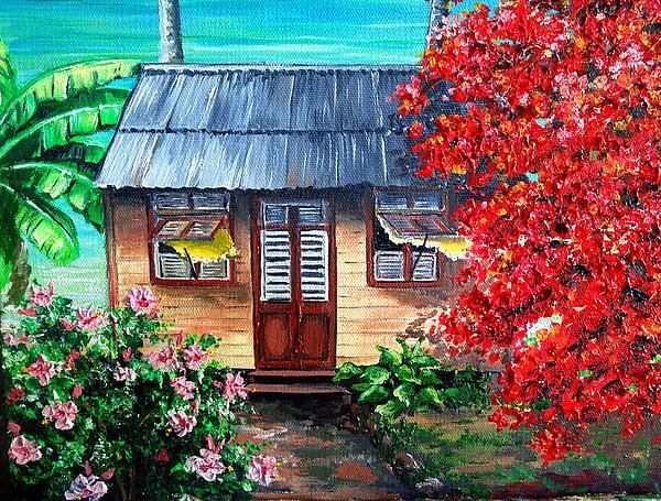 Tobago Beach House 2 By Karin Best