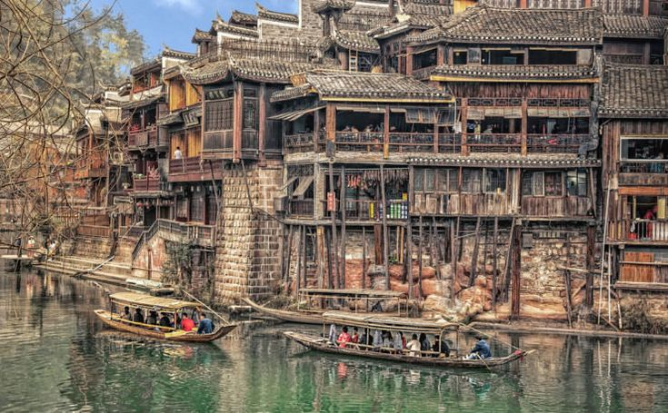 Phoenix Ancient Town – a Historic Jewel in China | Places To See ...