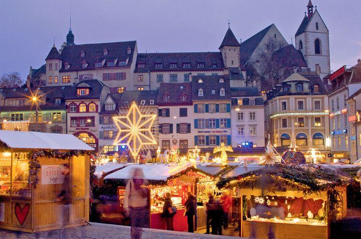 Weihnachten in Basel - vor märchenhafter Kulisse - http://reisecompass.de/weihnachten-in-basel-vor-maerchenhafter-kulisse/