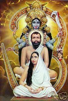"""""""Don't be afraid. Human birth is full of suffering and one has to endure everything patiently, taking the name of God. None, not even God in human form, can escape the sufferings of body and mind."""" - Sri Sarada Devi"""