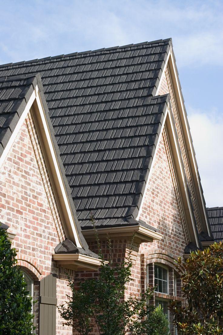 Gerard stone coated steel metal roofing - Timberwood Canyon Shake gerardusa.com