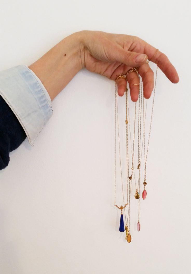 BonBon Boutique vintage necklaces