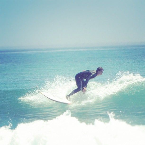 #Surfing #longbeach #capetown  by girl_with_cam