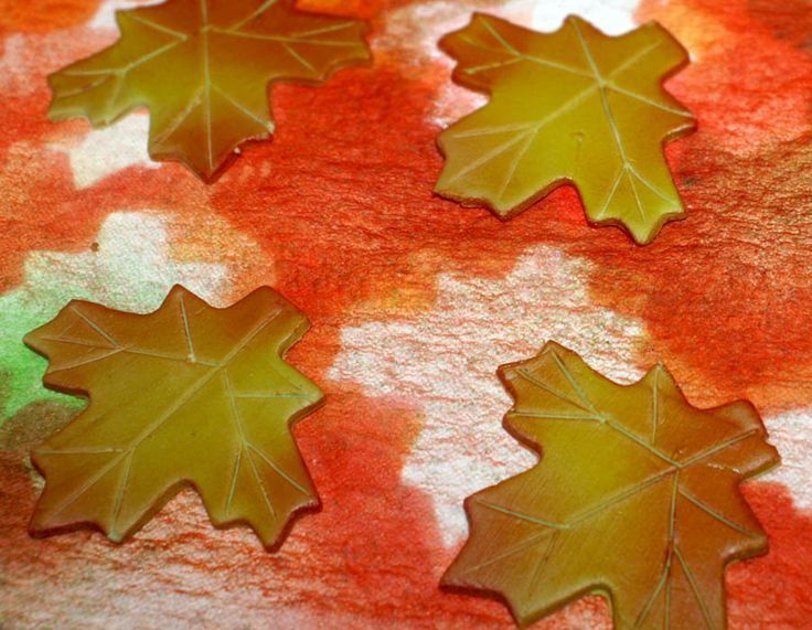 Image detail for -How to Make a Festive Autumn Cake - Cake Theater