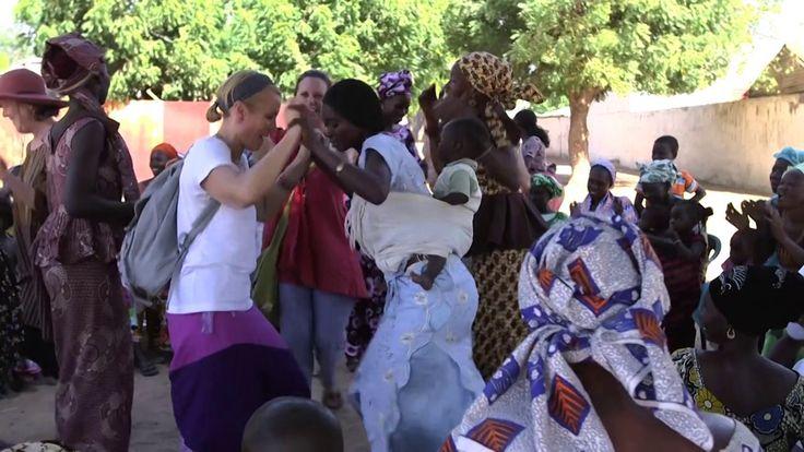 2014 Africa NDEM Stylist Trip on Vimeo. #doinggoodisawesome