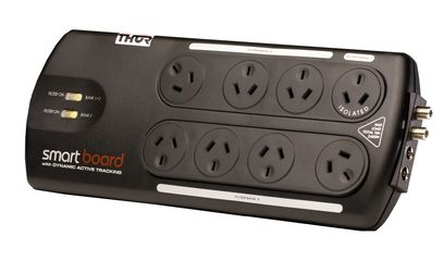 Thor A12-BF Smart Board Power Filter   The Listening Post Christchurch and Wellington  