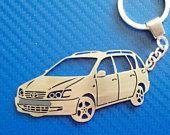 Toyota Picnic Key chain, Car Keychain, Keychain for Toyota Picnic, Custom Keychain, Stainless Steel Keyring, Personalized Gift