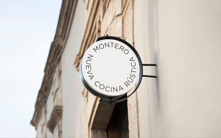 El Montero blade sign