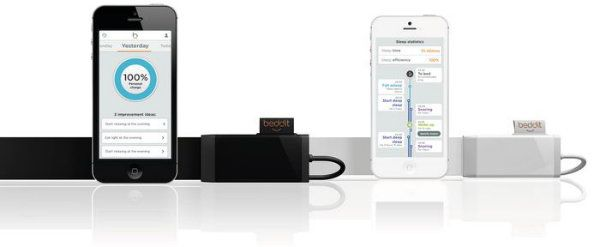 Beddit Sleep Tracker: For analysing your sleep pattern and helping you improve it. Price: $149