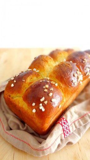 Brioche de Nanterre, la vraie recette des pâtissiers