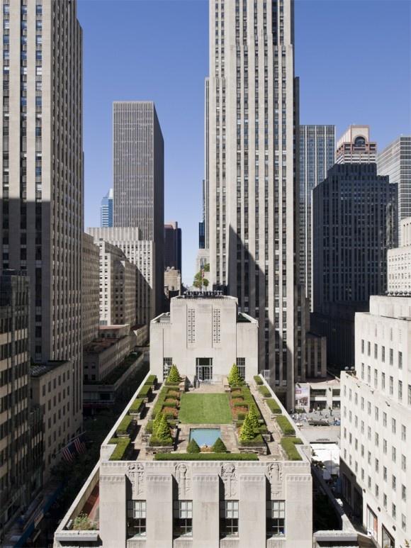Roof Garden: