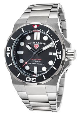 #SAVE 83% Off Swiss Legend Abyssos Automatic WAS:$1495 NOW $249.99 http://goo.gl/NJI796
