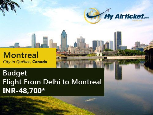 Montreal in CANADA.. #travel #flights #airfare #airline #Dallas #India #airtickets #Newyork#international #myairticket #Cheapest  http://www.myairticket.com/myairticket/india.php