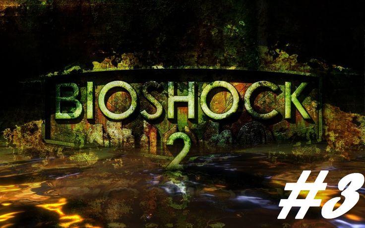BioShock 2 - I'm going to adopt you! [Part 3]