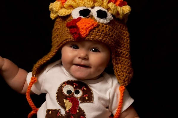 cute little gobbler