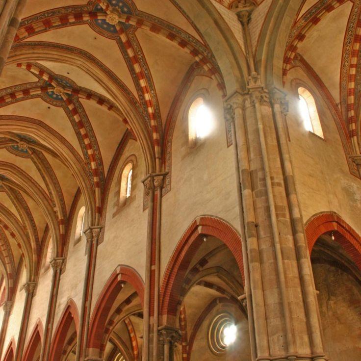 Abbazia di Sant'Andrea a Vercelli   Scopri di più nella sezione Itinerari del portale #cittaecattedrali