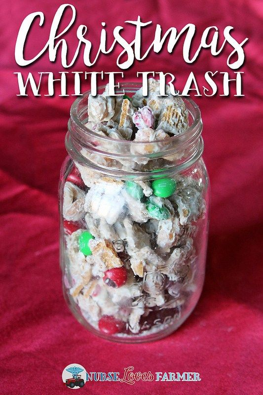 Best 25 White Trash Recipe Ideas On Pinterest Christmas