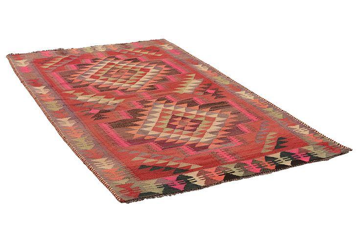 Qashqai - Kilim | klm2060-1179 | CarpetU2