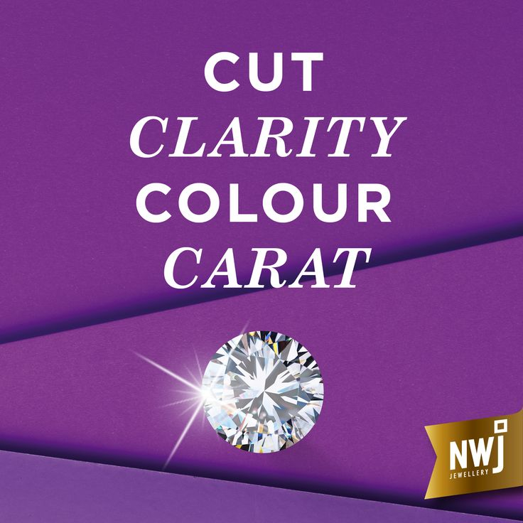 4 C's - You have Charm, Charisma, Character and Class – but what are the four C's that define a quality diamond? Cut, clarity, colour & carat. Whatever combination of the four C's makes up your chosen NWJ diamond, you can rely on accurate valuation and pricing – with a beautiful extra sparkle of our famous value for money. Learn more: http://www.nwj.co.za/good-to-know