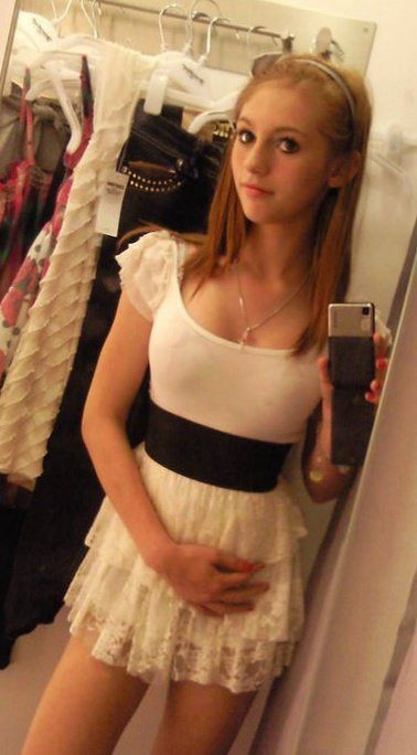 Redhead Teen Svetlana And Horny 38