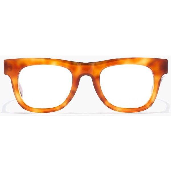 J.Crew Super Ciccio eyeglasses ($169) ❤ liked on Polyvore featuring accessories, eyewear, eyeglasses, j crew glasses, retro cocktail glasses, oversized glasses, retro glasses and oversized eyewear