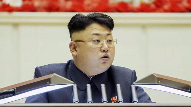 Noord-Koreaanse mannen moeten allemaal hetzelfde kapsel krijgen als de geliefde leider van het land, Kim Jong-un.