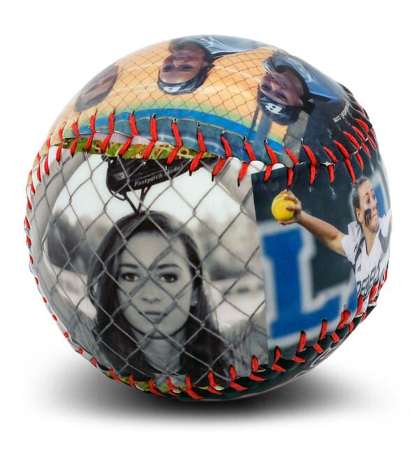 Personalized Softball- Senior Softball Gift, Softball Award, Softball Banquet, Coaches Gifts, Senior Night, High School Senior Softball Gift by createAball on Etsy https://www.etsy.com/listing/520522747/personalized-softball-senior-softball