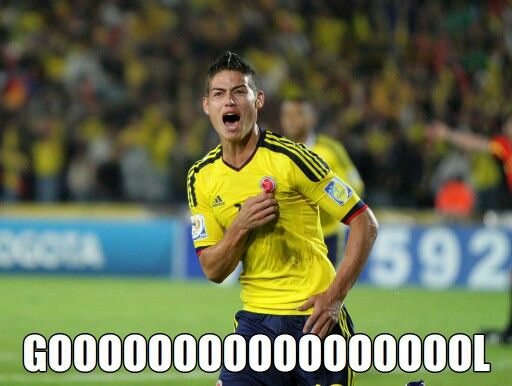 Gol de james Rodriguez