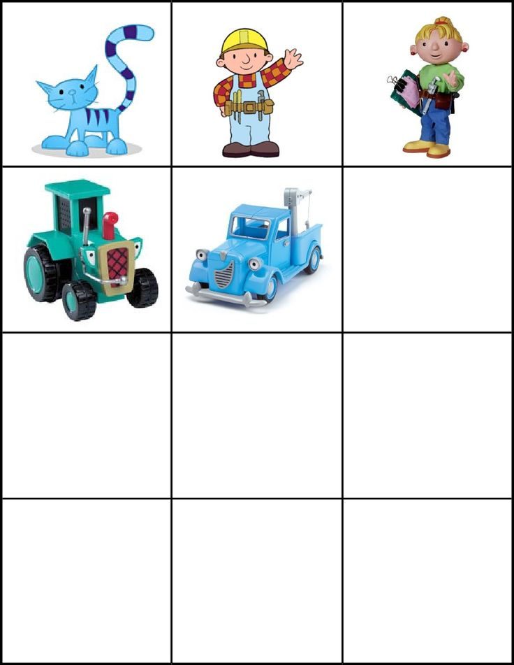 17 Best images about Bob The Builder Printables on Pinterest ...