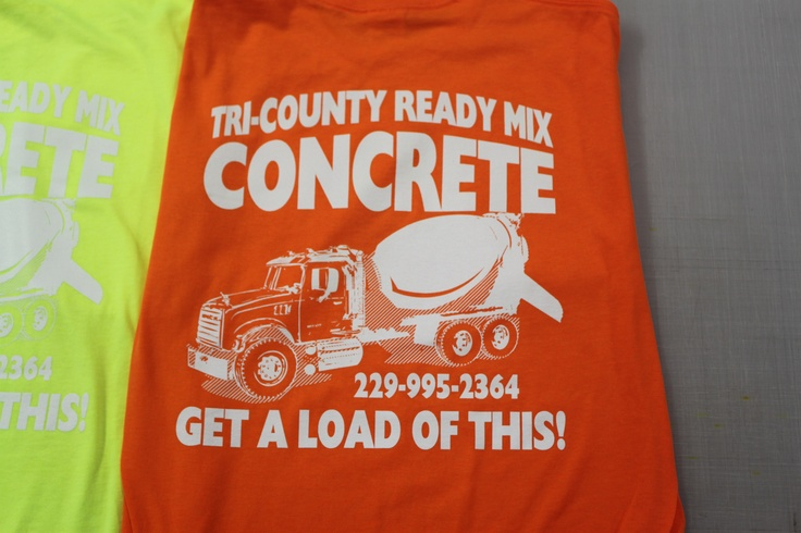 Ready Mix Concrete Logo Design : Best images about promotional products on pinterest