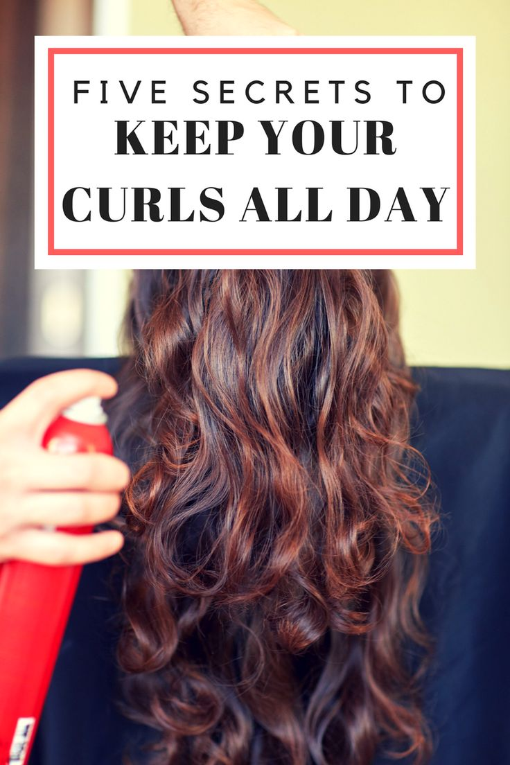 How doesn't want to have soft bouncy curls that last all day? I think I've finally perfected my technique and have five secrets for curls that last all day to share with you! Be sure you check out the Five Beauty Secrets All Women Need to know too, there are some great hair tips! I …