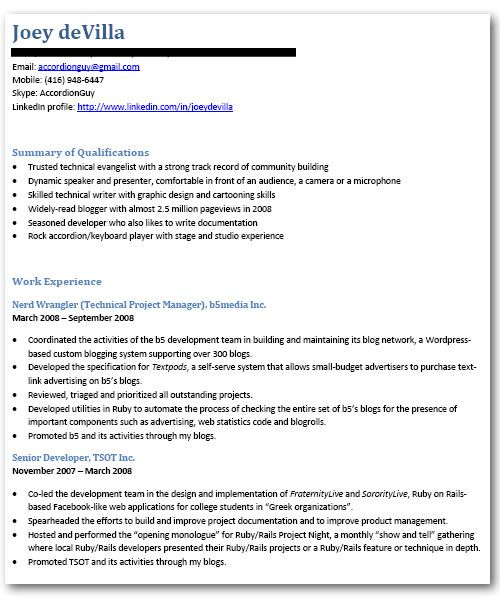 112 best Cool Resumes Job Hunt Advice images on Pinterest Career - programmer job description