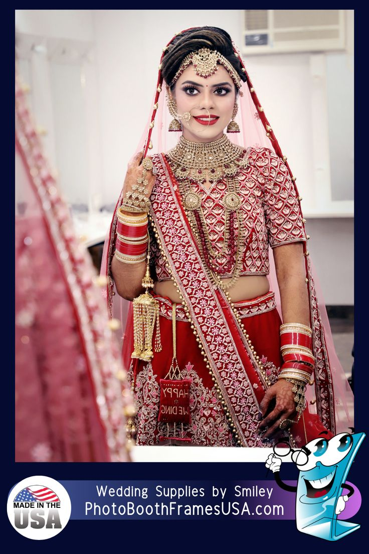 Wedding Supplies By Smiley In 2020 Red Wedding Dresses Indian Bride Indian Wedding Dress
