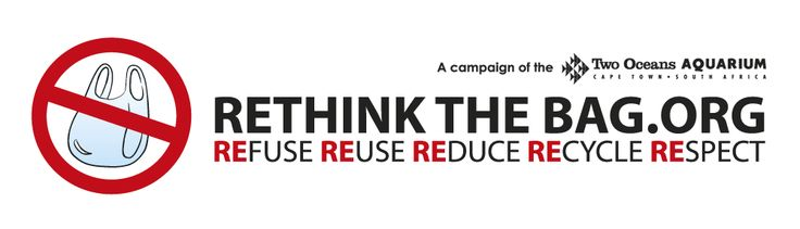 Rethink the Bag   ban the bag in South Africa