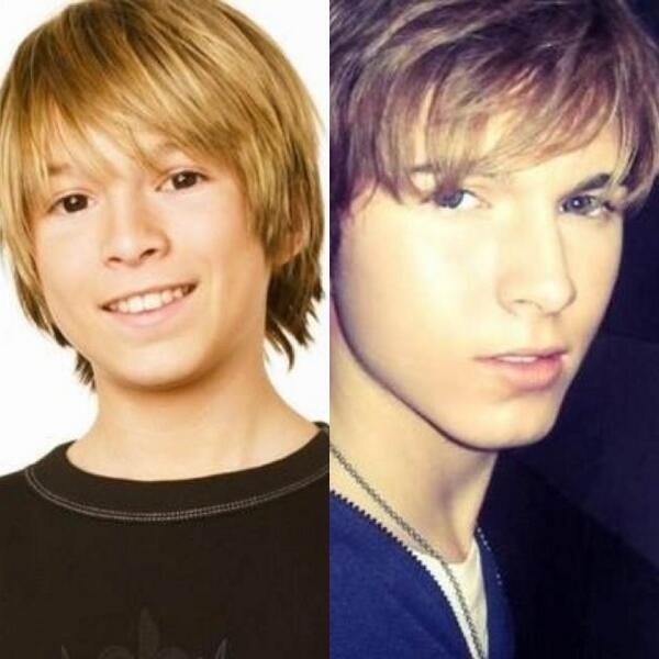 Paul Butcher (aka Dustin from Zoey 101) Puberty...done right (;