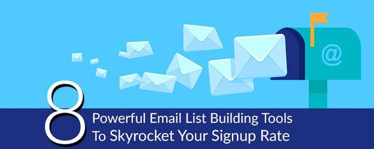The below post talks about some powerful tools to grow your Email List exponentially.