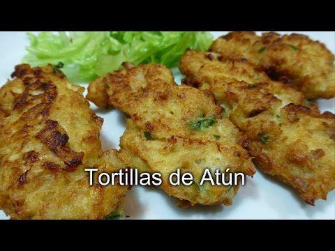 Damereceta.com - Tortillas de atún