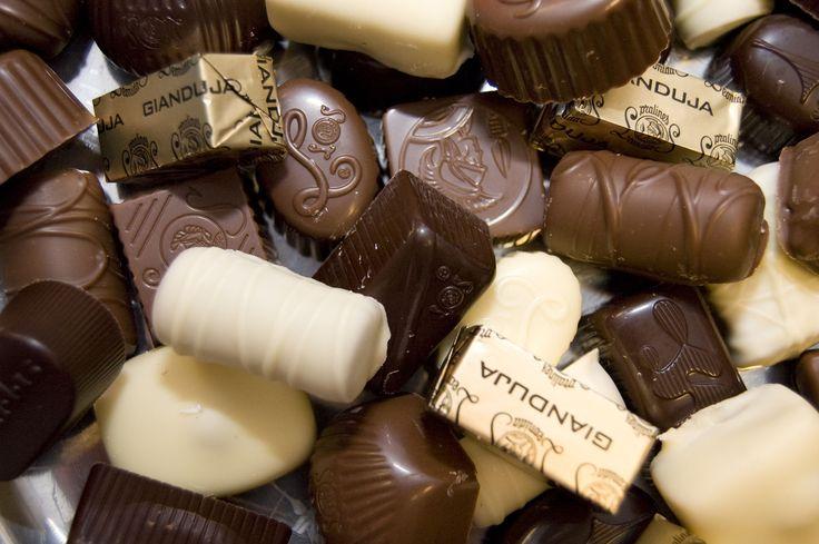 Chocolat I love to eat