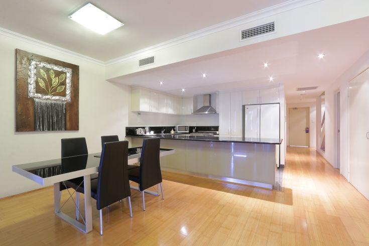Perth City 3 Bedroom Apartments