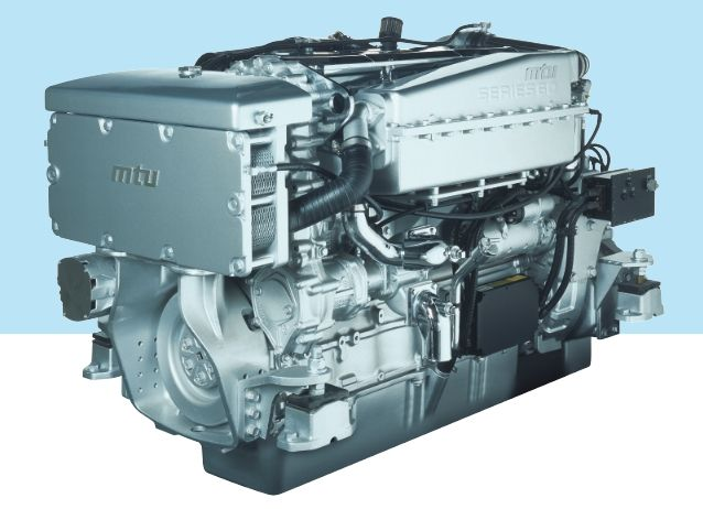 Mtu S60 Engine For Sale Engines For Sale Diesel Engine Engineering