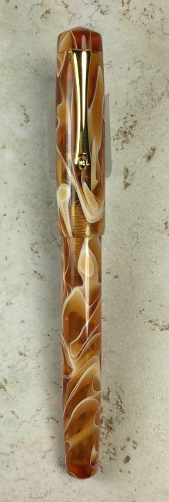 Vintage pluma fuente Whal oxford