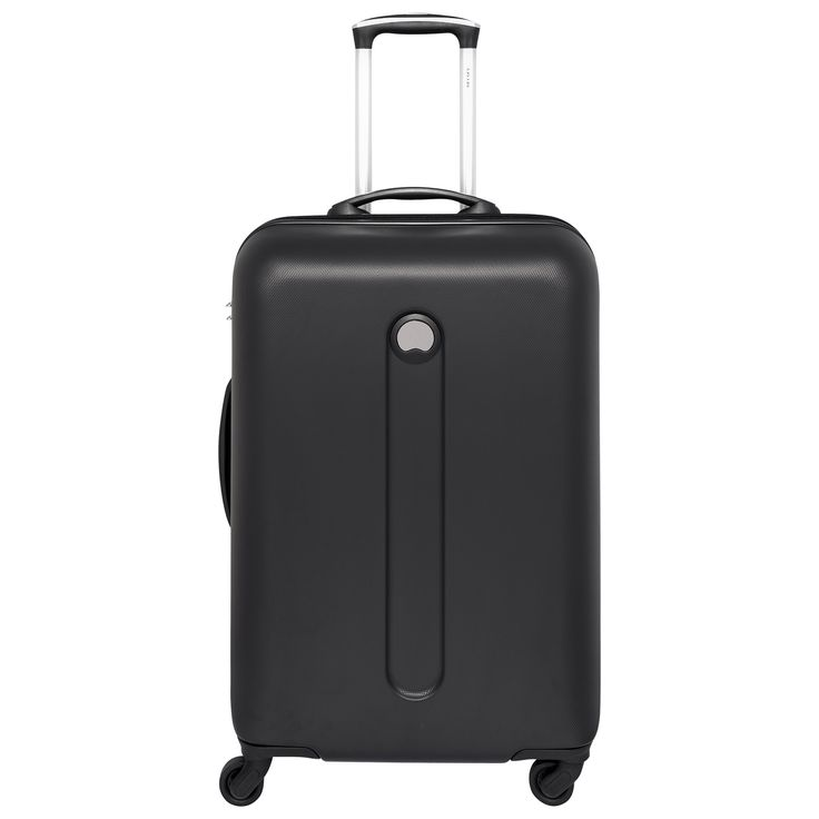 Delsey Helium Classic Trolley 67cm 4 Rollen Anthrazit
